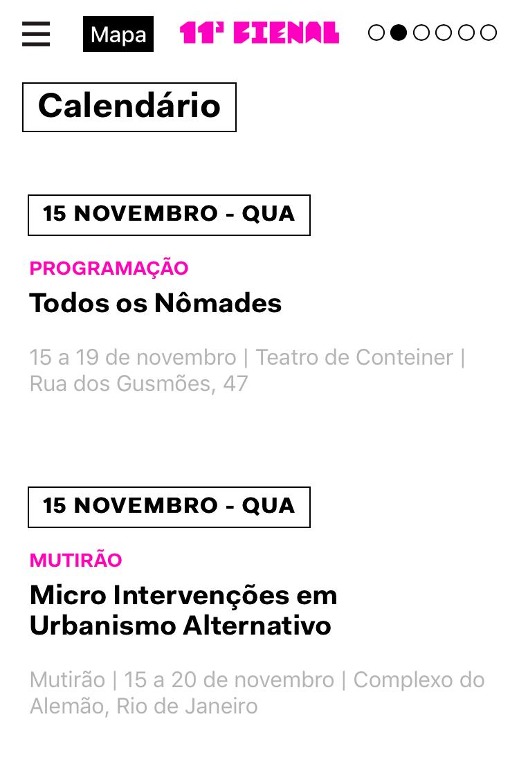 11ª Bienal de Arquitetura